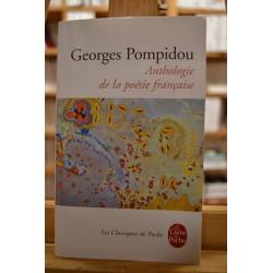 Anthologie de la poésie...