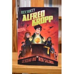 Alfred Kropp 2, Le sceau du...