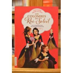 Les Colombes du Roi-Soleil 1 Les comédiennes de Monsieur Racine Desplat-Duc Flammarion Roman jeunesse occasion