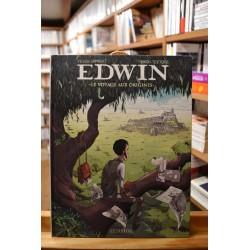 BD occasion Edwin, le voyage aux origibes