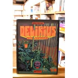 BD occasion Druillet Lone Sloane Tome 3 - Delirius