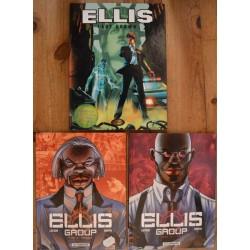 BD occasion Intégrale Ellis Group