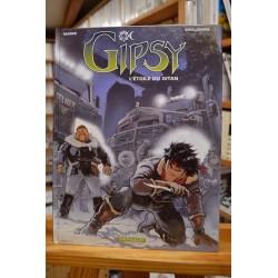 BD occasion Gipsy Tome 1 - L'étoile du gitan