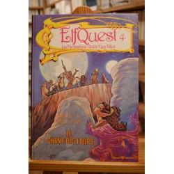 BD occasion Elfquest Tome 4 - Le chant des loups