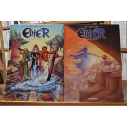 BD occasion Ether Intégrale en 2 tomes