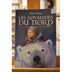 A la Croisée des mondes 1 Les Royaumes du Nord Pullman Folio junior Roman jeunesse 10 ans Poche occasion