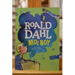 Moi, Boy Roald Dahl Folio junior Roman jeunesse 10 ans Poche occasion Lyon