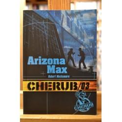 Cherub 3 Arizona Max Muchamore Casterman Roman jeunesse Ado Poche occasion