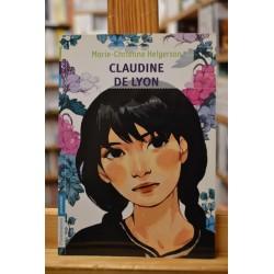 Claudine de Lyon canut Croix-Rousse Helgerson Flammarion jeunesse Roman 11 ans occasion