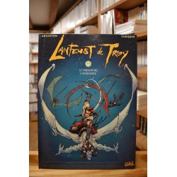 BD occasion Lanfeust Troy Arleston Tarquin