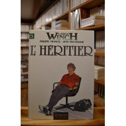 Largo Winch Tome 1 - L'héritier BD occasion