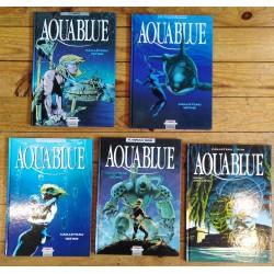 Aquablue Cycle 1 (5 tomes)
