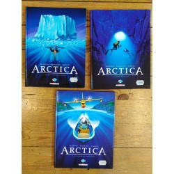 Lot Cycle 1 Arctica (3 tomes)