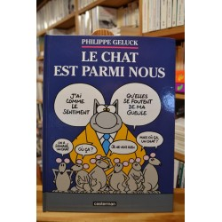 BD occasion Geluck Le Chat