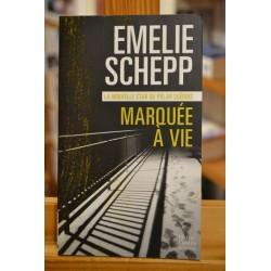 Marquée à vie Schepp Harper Collins Thriller Policier Roman suédois Poche occasion