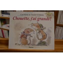 Chouette, j'ai grandi ! Norac Dubois Abonnement L'école des loisirs 3-6 ans Album jeunesse occasion