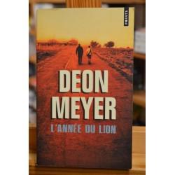 L'année du lion Meyer Points Roman Poche livre occasion Lyon