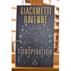 Conspiration Giacometti Ravenne Pocket Policier Thriller Poche occasion