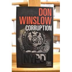 Corruption Winslow Thriller Harper Collins Poche occasion