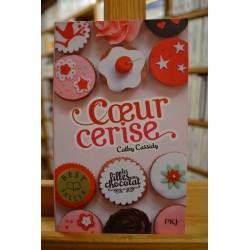 Les filles au chocolat 1, Coeur cerise PKJ Pocket jeunesse Roman jeunesse 9-12 ans occasion