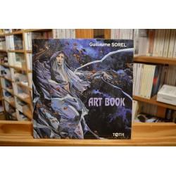 BD occasion Guillaume Sorel Artbook