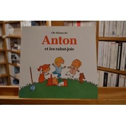 Anton et les rabat-joie Konnecke École des Loisirs Album jeunesse 3-6 ans occasion