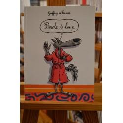 Parole de loup Pennart École des Loisirs Album jeunesse 6-8 ans occasion