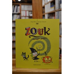 Zouk Tome 2 - danger public BD occasion