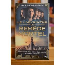Le Labyrinthe 3, Le remède...