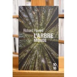 L'Arbre-Monde Powers 10*18 Roman Nature écologie Poche occasion Lyon