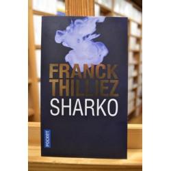 Sharko Thilliez Pocket Thriller Poche occasion