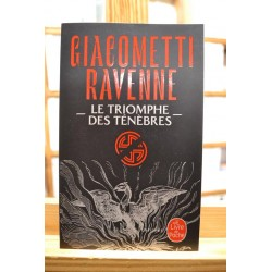 La saga du soleil noir 1 Le triomphe des ténèbres Giacometti Ravenne Pocket Policier Thriller Poche occasion Lyon