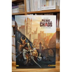 BD occasion La Pierre Du Chaos Tome 1 - Le sang des ruines par Créty