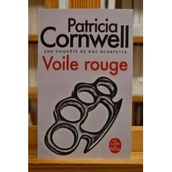 Voile rouge Scarpetta Cornwell Le livre de poche Thriller Policier occasion