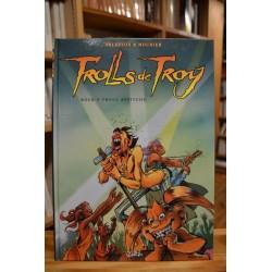 BD occasion Trolls de Troy Lanfeust Arleston Mourier