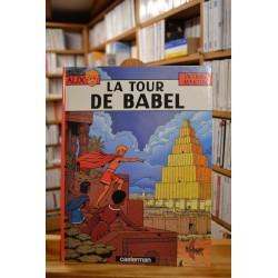BD occasion Alix Tome 16 - La tour de Babel