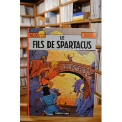 BD occasion Alix Tome 12 - Le fils de Spartacus