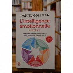 L'intelligence Émotionnelle - Intégrale Goleman J'ai lu Livre développement personnel d'occasion