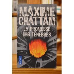 La promesse des ténèbres Chattam Pocket Thriller Poche occasion