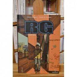 BD occasion RG Tome 1 - Riyad-Sur-Seine par Frederik Peeters & Pierre Dragon