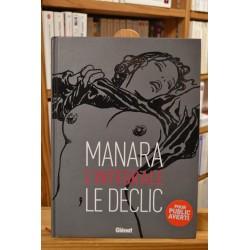 intégrale Le déclic Manara BD occasion