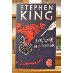 Anatomie de l'horreur Stephen King Roman Poche occasion