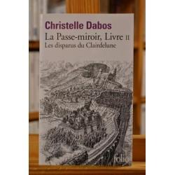 La Passe-miroir, Livre 2 Les disparus de Clairdelune Dabos Folio Roman Poche occasion