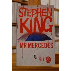 Mr Mercedes Stephen King Roman Policier Thriller Poche occasion