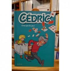 BD occasion Cédric Tome 32 - C'est pas du jeu ! par Laudec & Cauvin