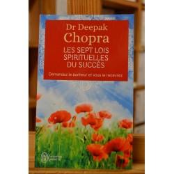 Les sept lois spirituelles du succès - Demandez le bonheur et vous le recevrez Chopra J'ai lu aventure secrète Poche occasion