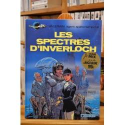 BD occasion EO Christin Valérian Mézières agent spatio-temporel Tome 11 - Les spectres d'Inverloch
