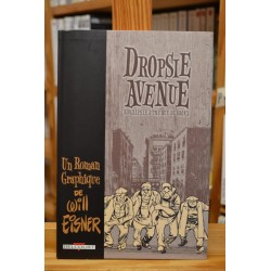 Bande dessinée Will Eisner
