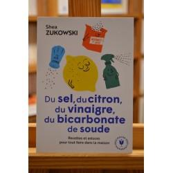 Du sel, du citron, du vinaigre, du bicarbonate de soude Zukowski Marabout Vie pratique quotidienne Poche occasion