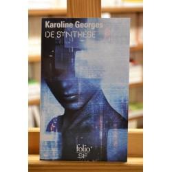 De synthèse Georges Folio SF science fiction Roman Poche occasion